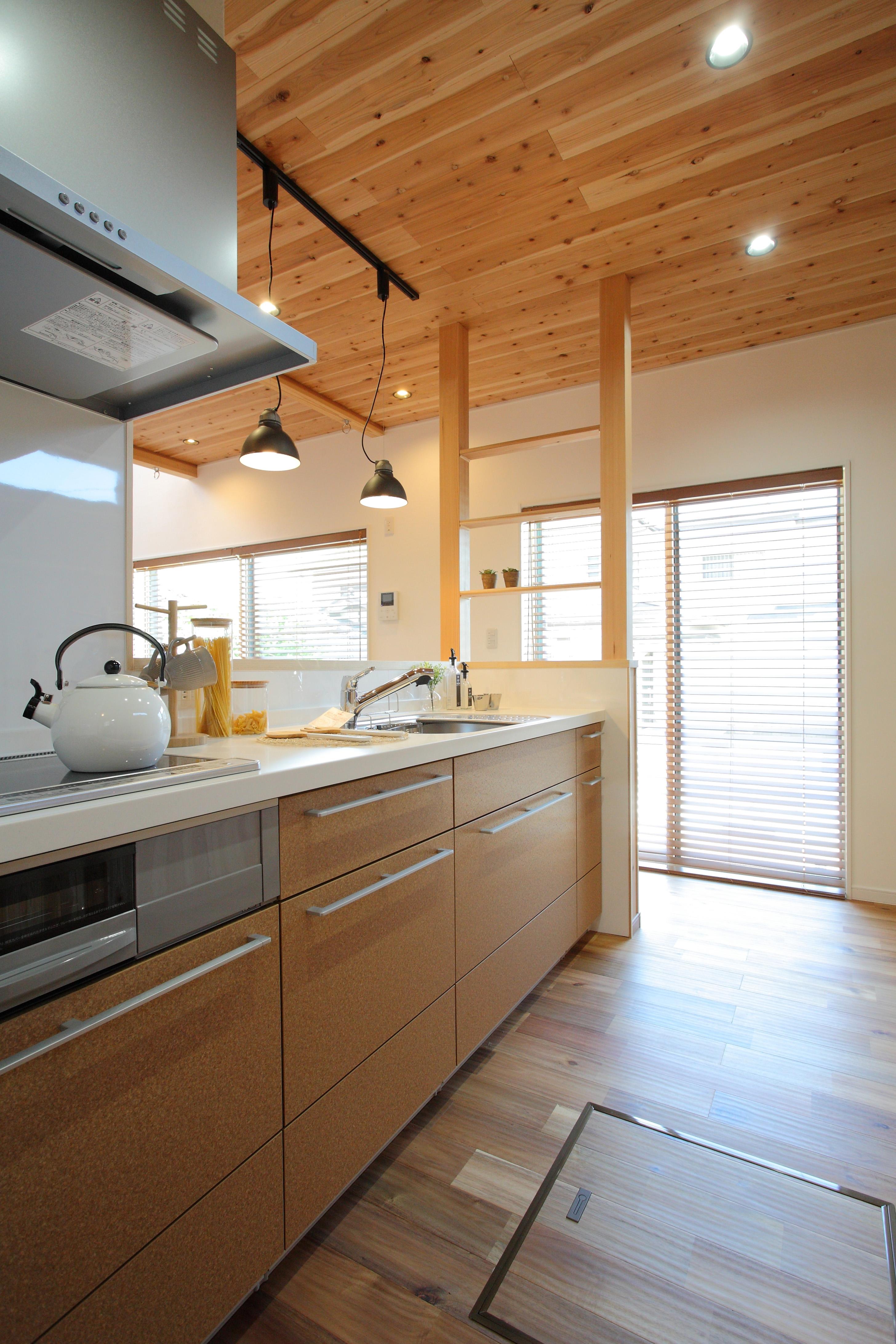 A邸 キッチン.JPG